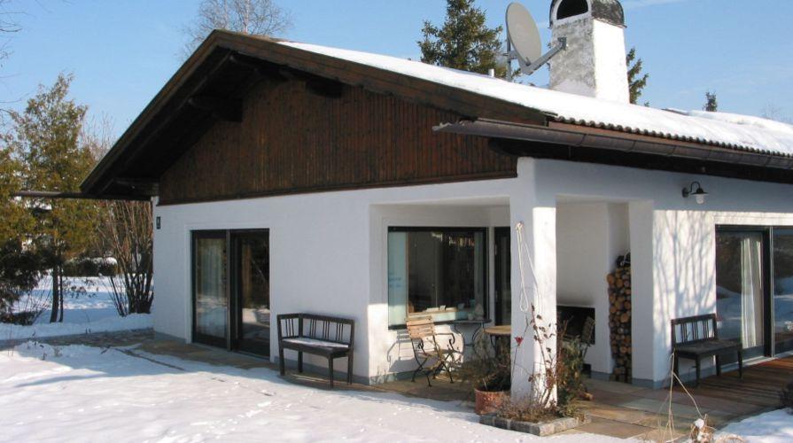Dach Anhebung Leistungen Holzbau Fersch